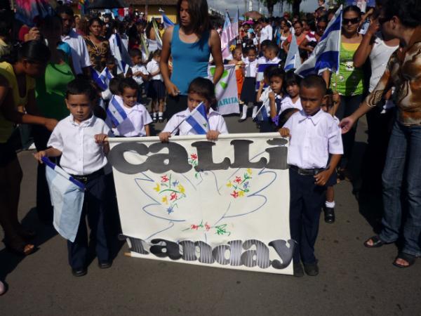 Desfile Preescolar