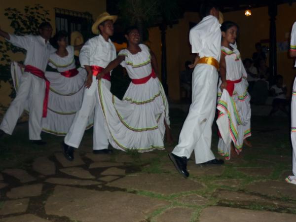 Demostración Baile
