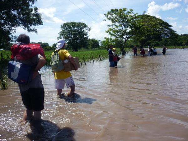 Camiño Inundado