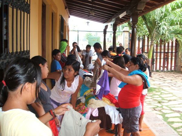 Mercado Solidario - Calli Tanday