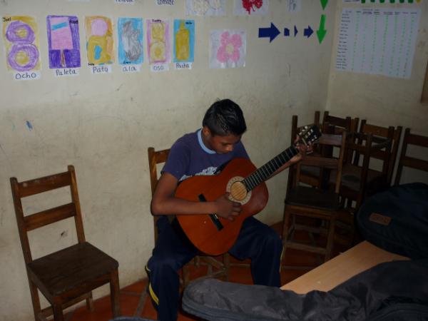Obradoiro de Guitarra