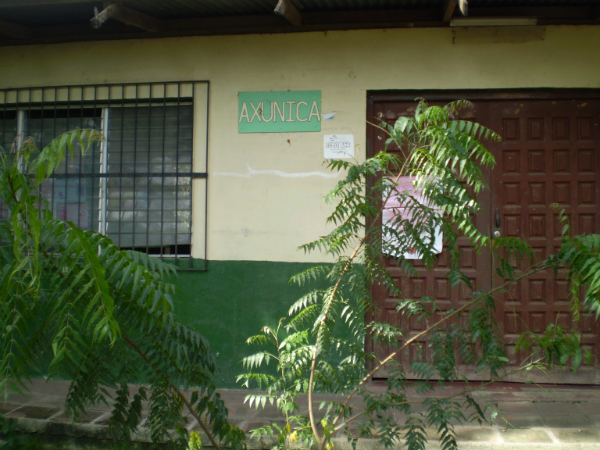 Casa Comunal de Malacatoya