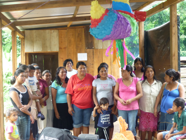 Piñata - Palo Quemado