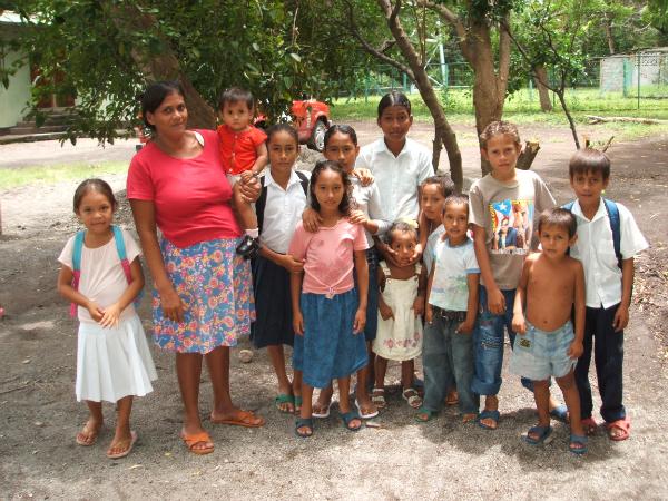 Familia Nicaraguana