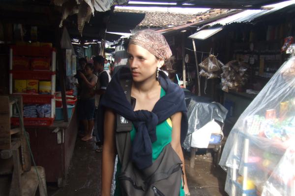 Noelia no Mercado