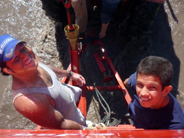 Jose e Uriel