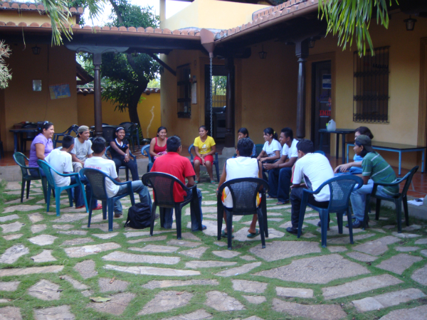 Xuntanza do Equipo de Traballo cos Internos