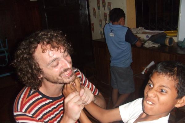 Jorge co Xemelgo