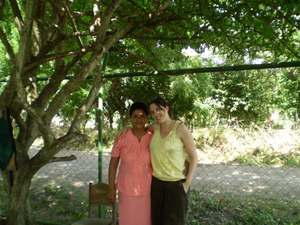 Doña Teresa e Tania