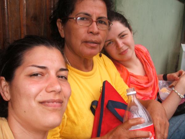 Raquel, Chilo e Viki
