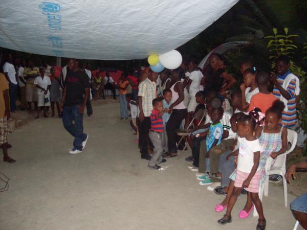 Imaxe Haití